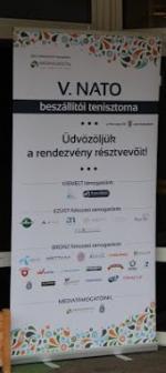 VI. NATO BESZÁLLÍTÓI TÁRSASÁGI TENISZTORNA /VI. HERCULES társasági tenisztorna/ LEBONYOLÍTVA